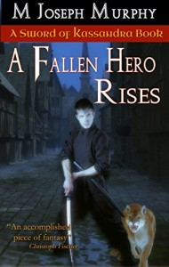 A Fallen Hero Rises cover
