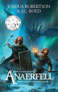 Anaerfell ebook cover