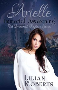 Arielle Immortal Awakening ebook cover
