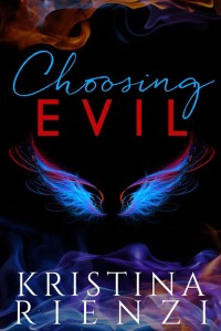 Choosing evil ebook cover