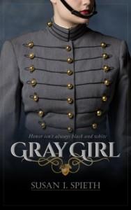 Gray Girl ebook cover