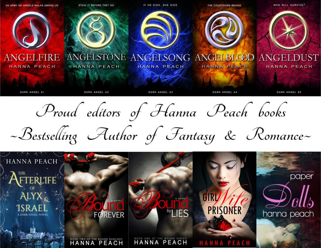 Hanna Peach PP Website Compilation
