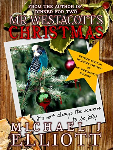 Mr. Westacott's Christmas cover