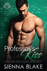 Professor's Kiss ebook cover