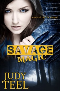 Savage Magic ebook cover