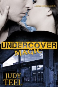 Undercover Magic ebook cover