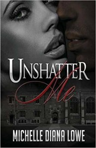 Unshatter Me ebook cover