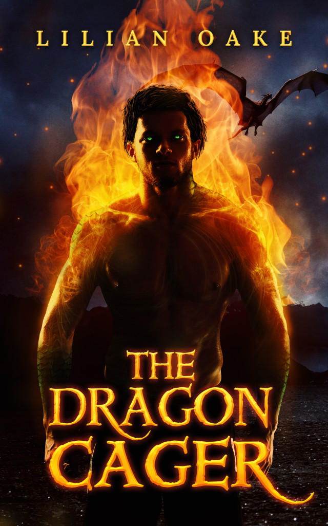 The Dragon Cager by Lilian Oake