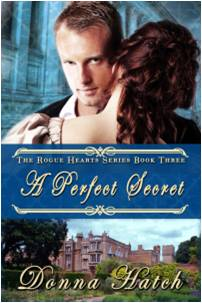 A Perfect Secret - Donna Hatch - book cover