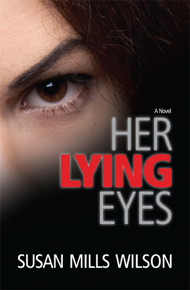 Her Lying Eyes Cover