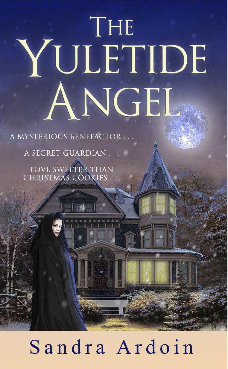 The Yuletide Angel Cover