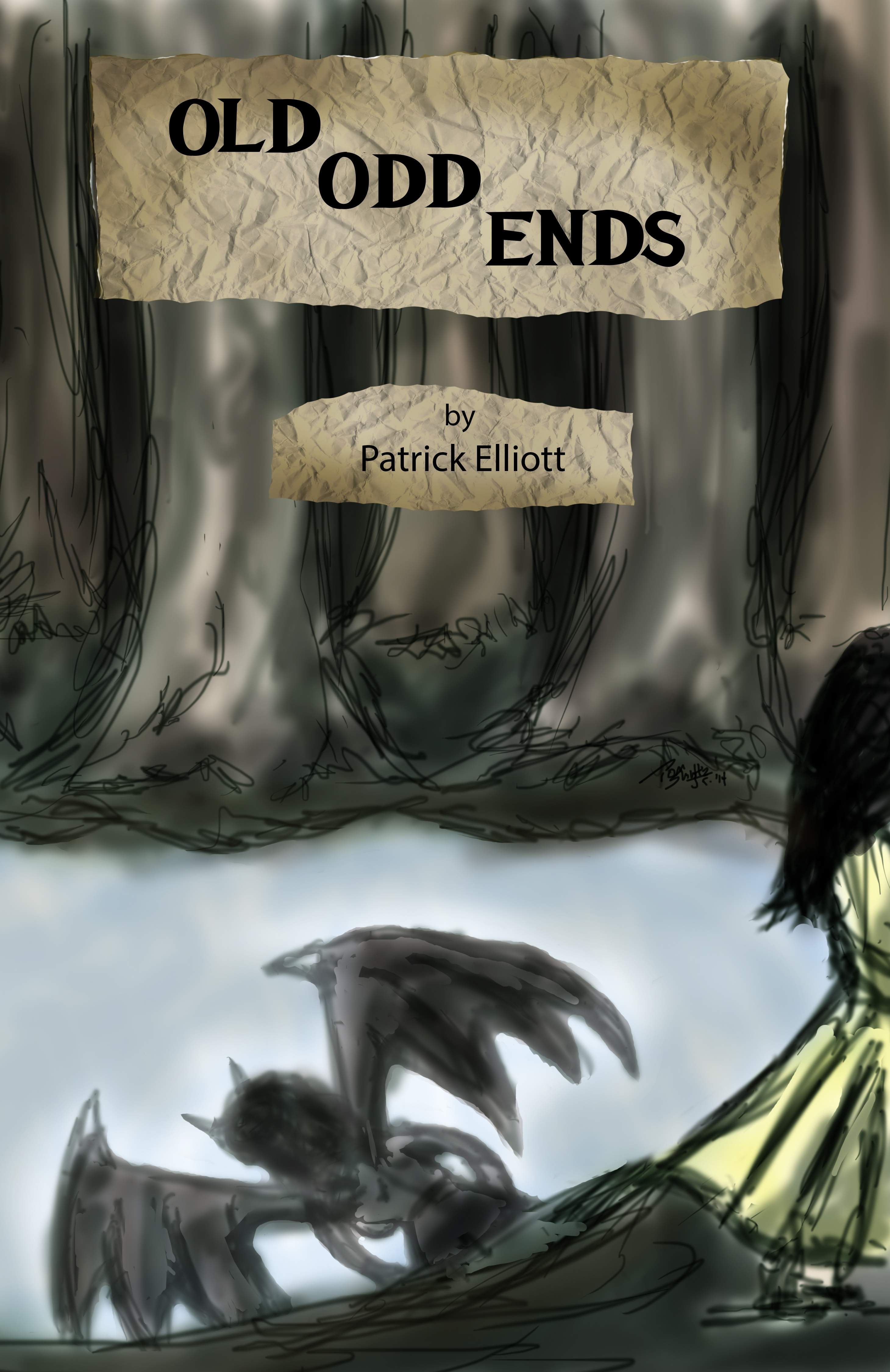 Old Odd Ends book cover