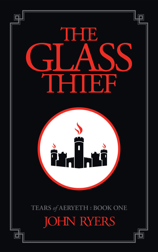 The Glass Thief - Cover