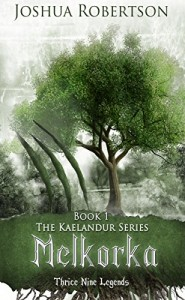 Melkorka ebook cover