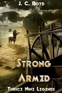Strong Armed ebook cover