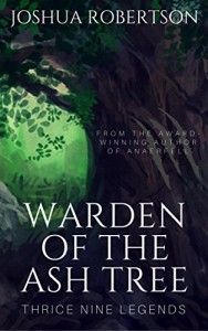 Warden of the Ash Tree ebook cover