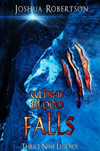 When Blood Falls ebook cover