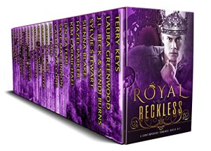 Royal and Reckless box set cover
