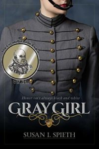 Gray Girl by Susan I. Spieth