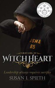 Witch Heart by Susan I. Spieth