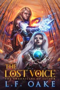 The Lost Voice by Lilian Oake