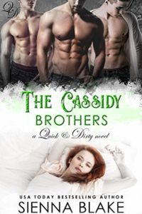 The Cassidy Brothers by Sienna Blake