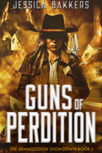 Guns of Perdition by Jessica Bakkers