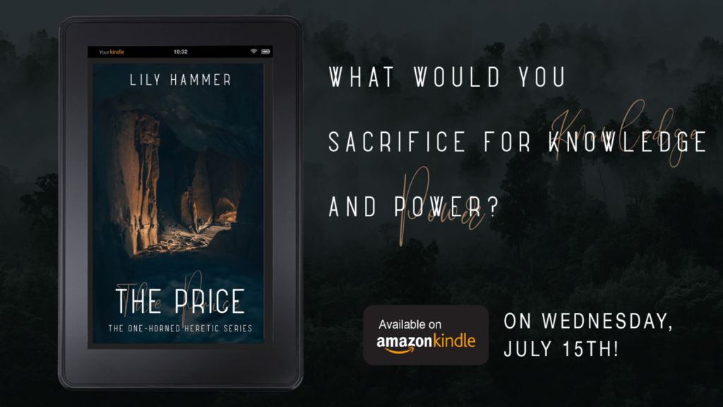 The Price banner
